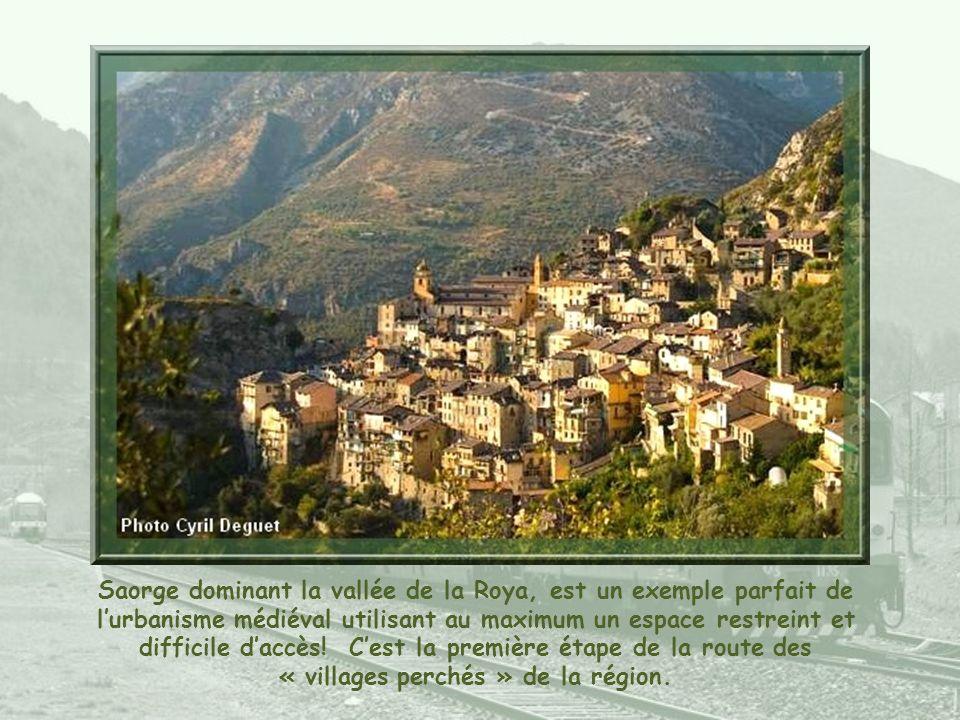 « villages perchés » de la région.