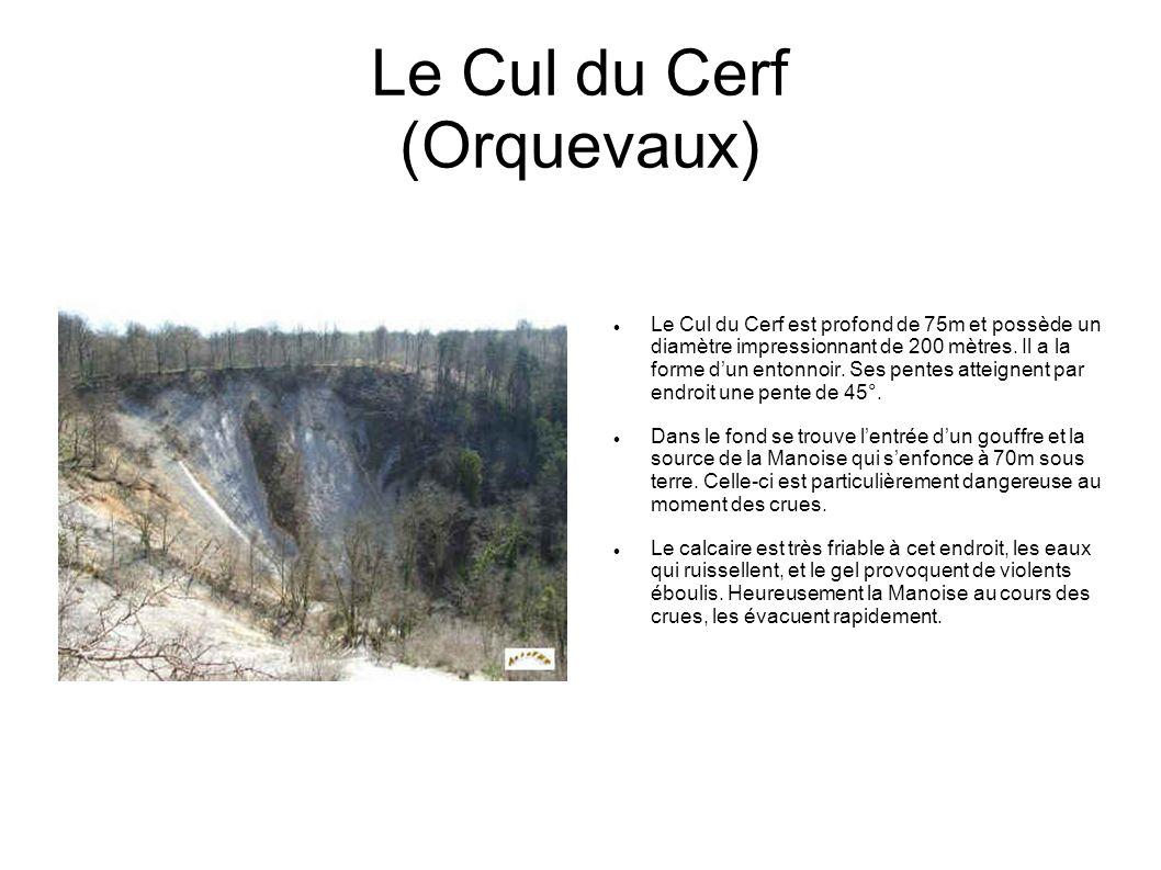 Le Cul du Cerf (Orquevaux)