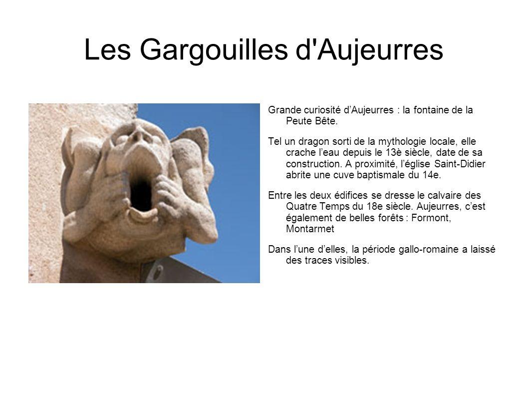 Les Gargouilles d Aujeurres