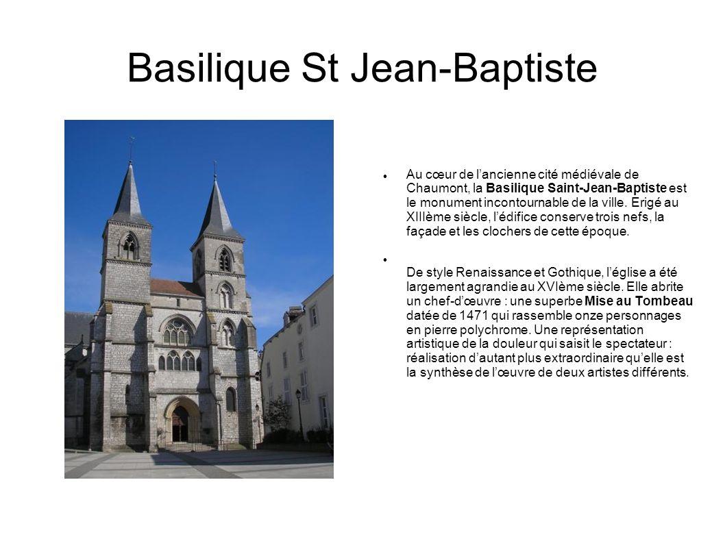 Basilique St Jean-Baptiste