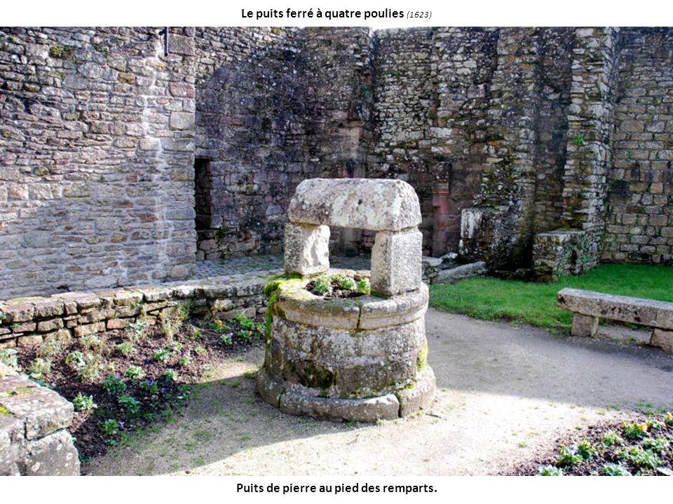 Le puits ferré à quatre poulies (1623)