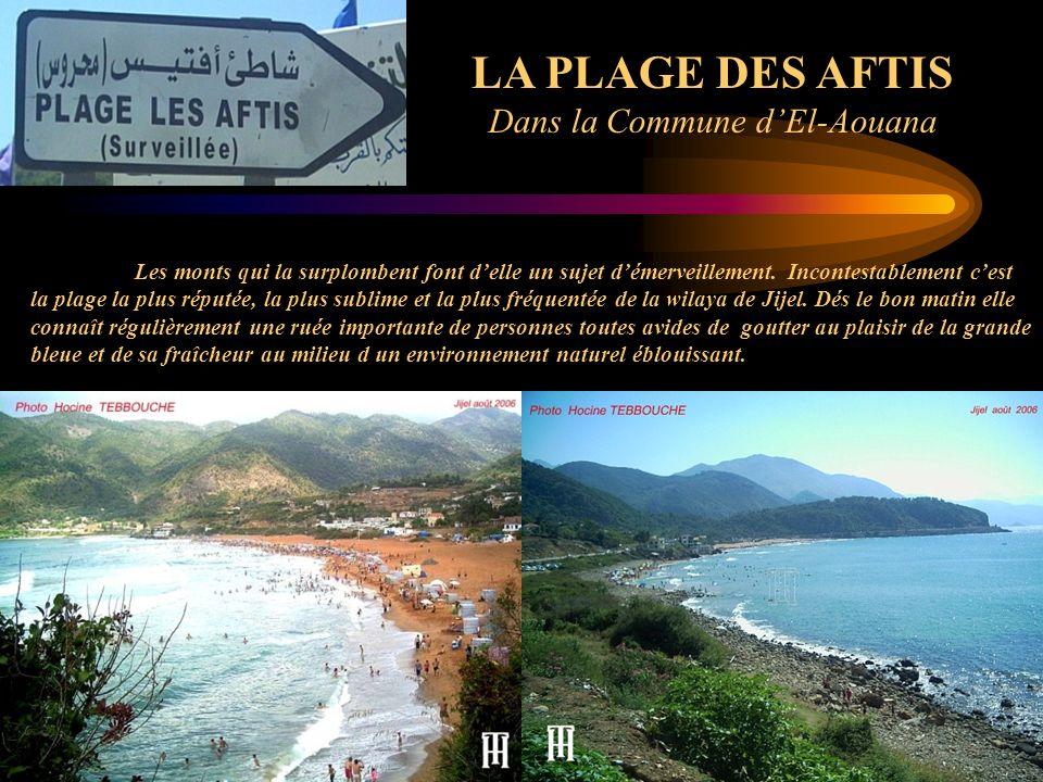 Dans la Commune d'El-Aouana