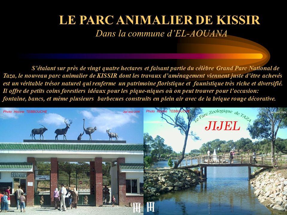 LE PARC ANIMALIER DE KISSIR