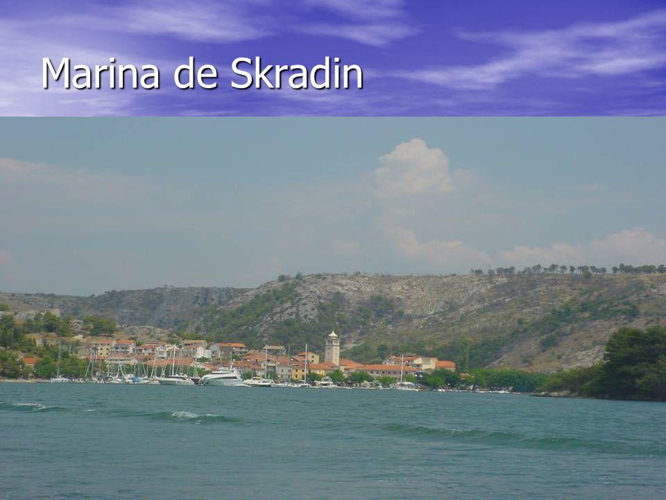 Marina de Skradin