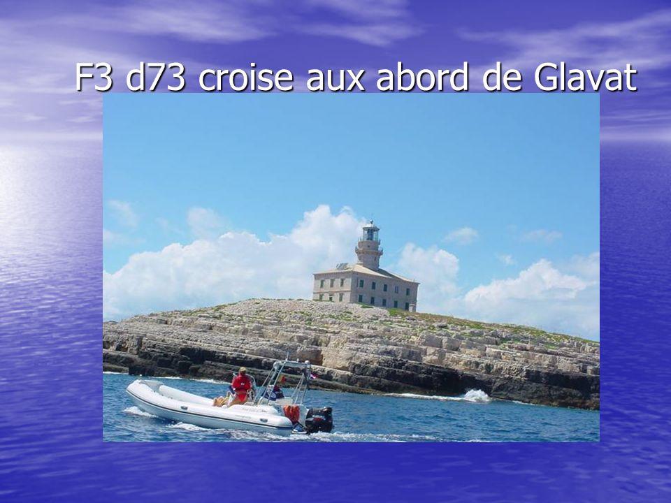F3 d73 croise aux abord de Glavat