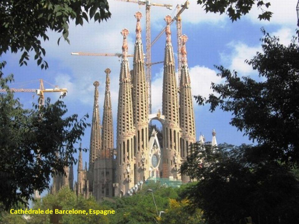 Cathédrale de Barcelone, Espagne