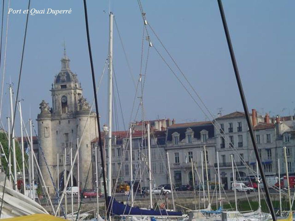 Port et Quai Duperré 11