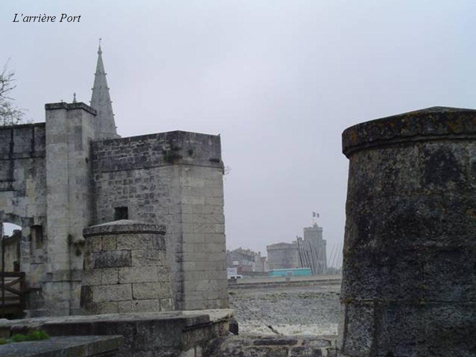 L'arrière Port 53