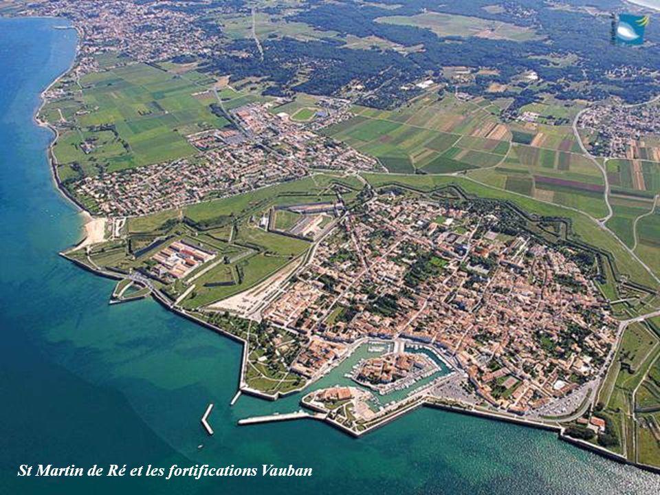 St Martin de Ré et les fortifications Vauban