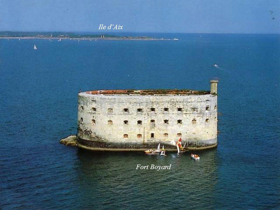 Ile d'Aix Fort Boyard 85
