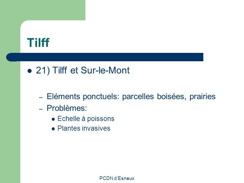 Tilff 21) Tilff et Sur-le-Mont