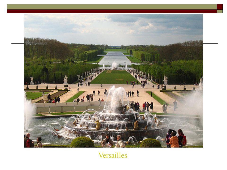 Histoire des arts v david c benmimoune ppt t l charger - Le jardin de versailles histoire des arts ...