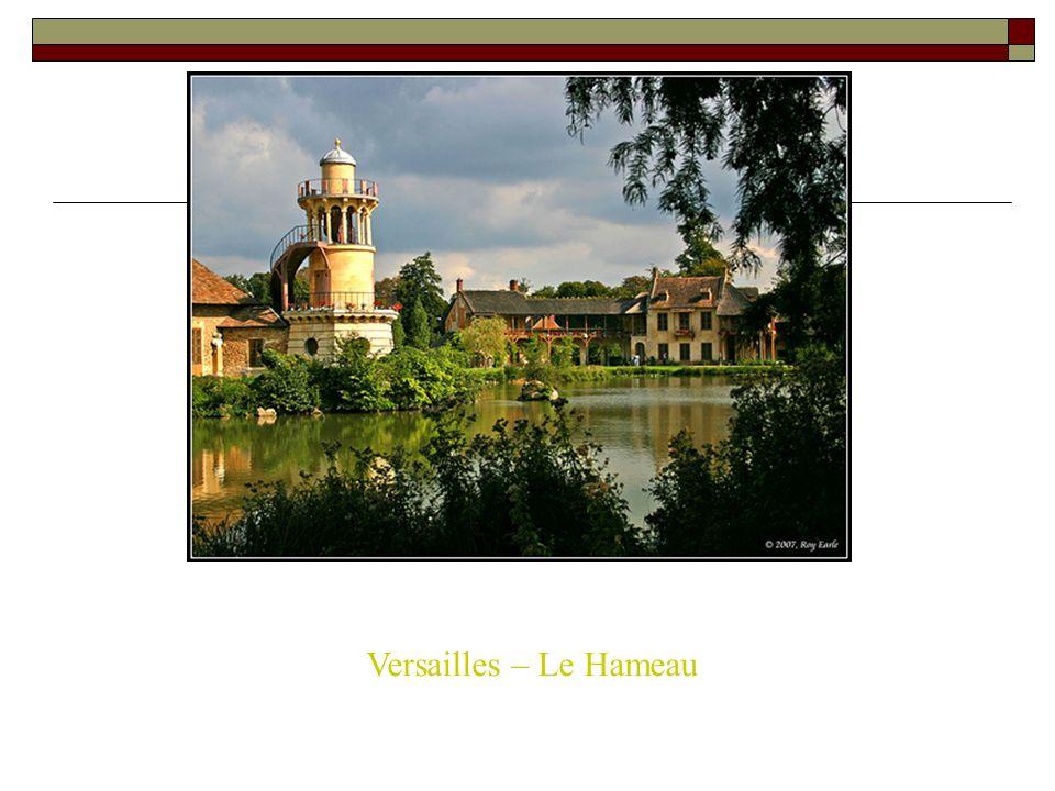 Versailles – Le Hameau