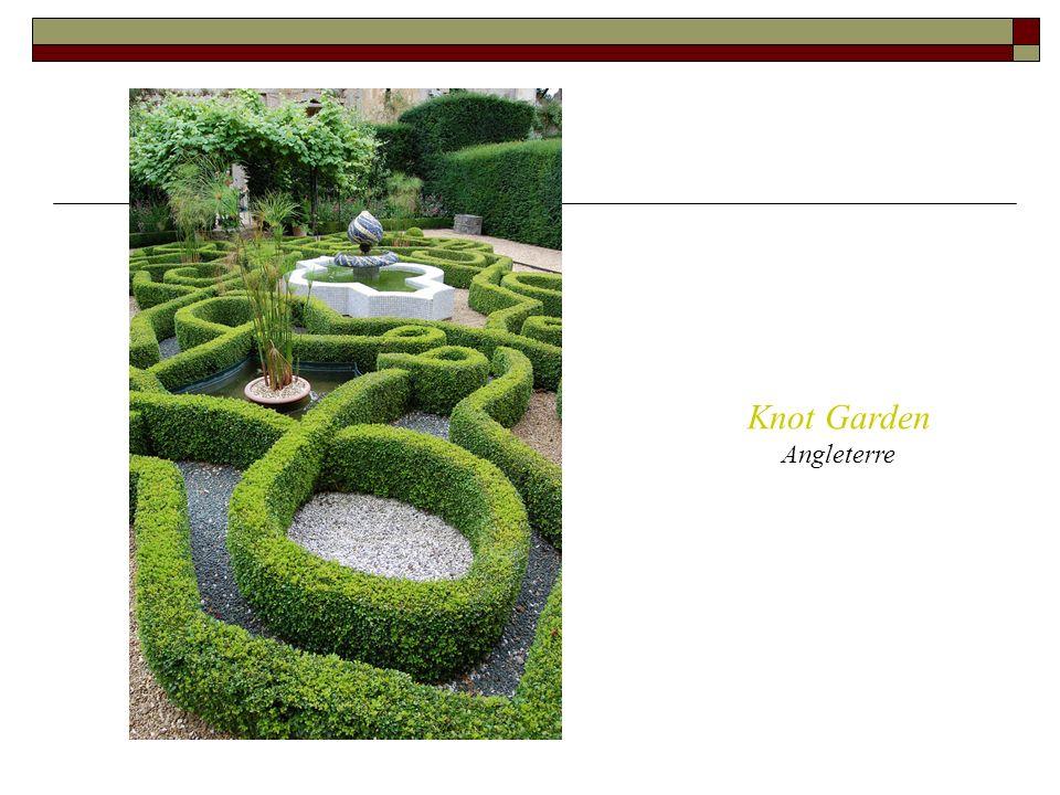 Knot Garden Angleterre