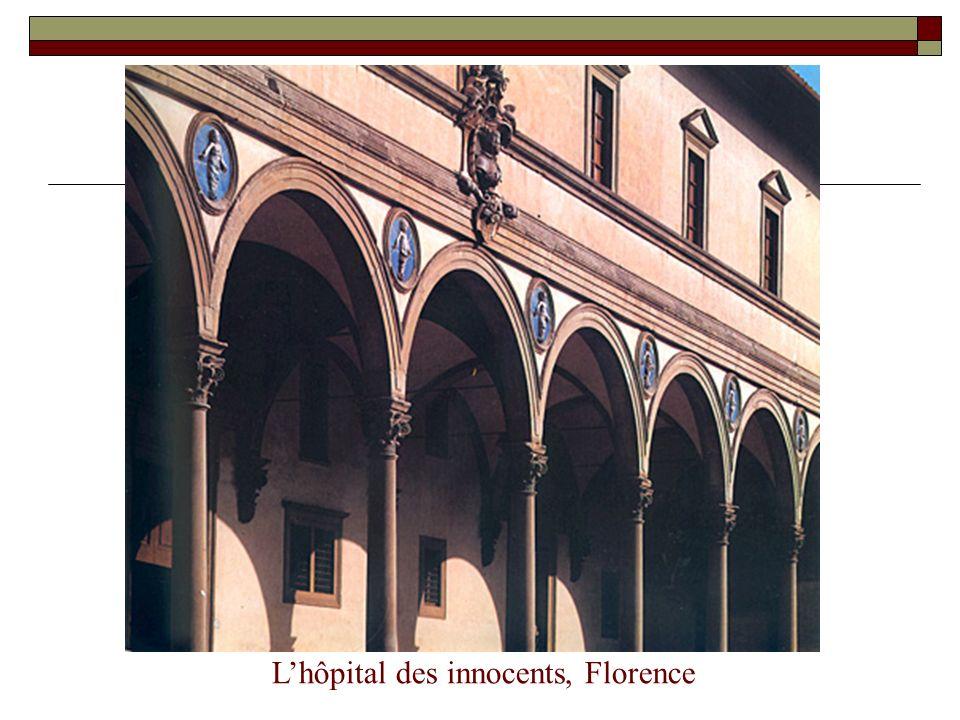 L'hôpital des innocents, Florence