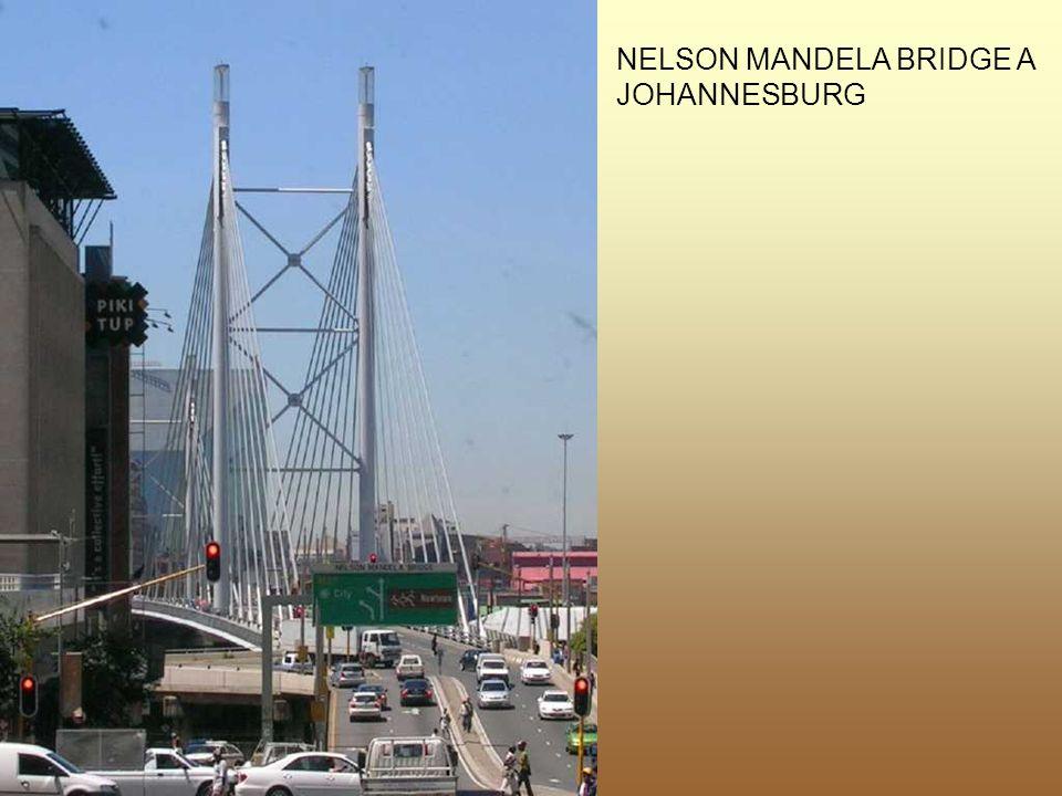 NELSON MANDELA BRIDGE A JOHANNESBURG