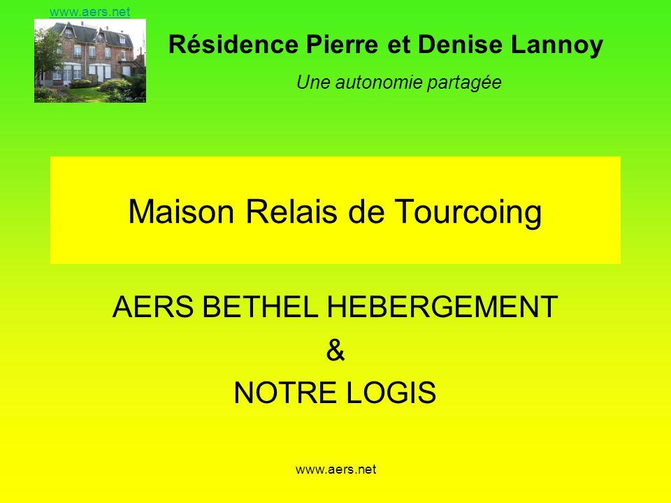 Maison Relais de Tourcoing