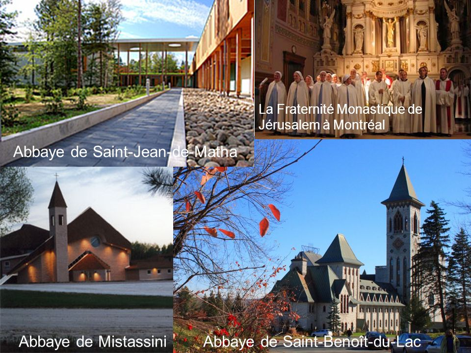 Abbaye de Saint-Jean-de-Matha