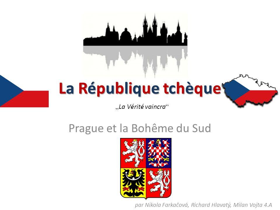 Prague et la Bohême du Sud