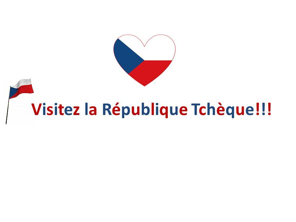 Visitez la République Tchèque!!!