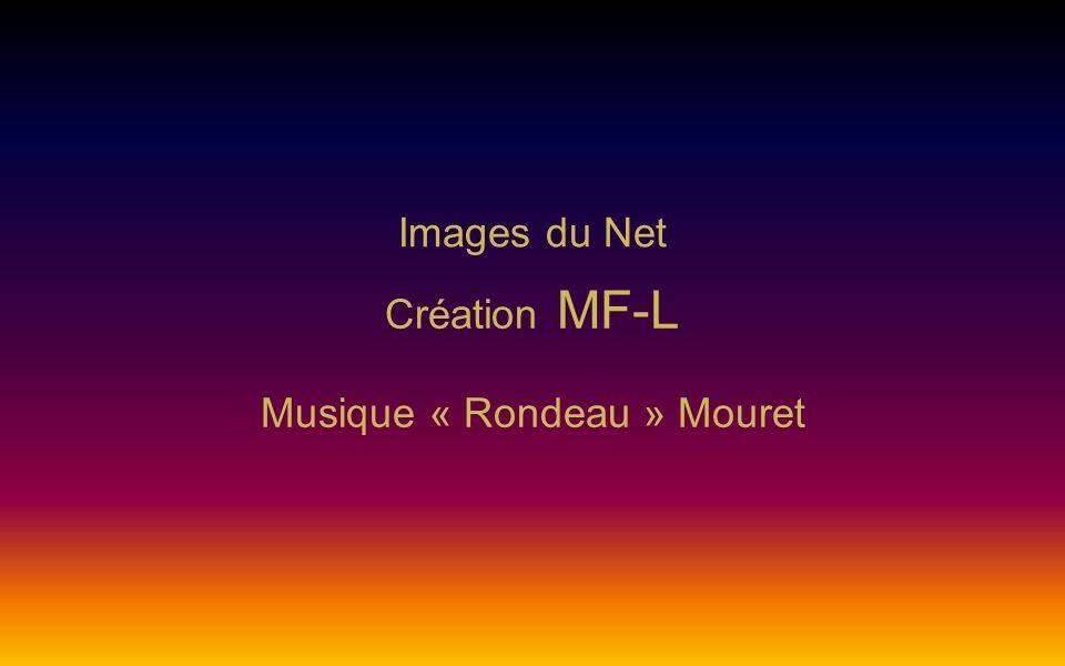 Musique « Rondeau » Mouret