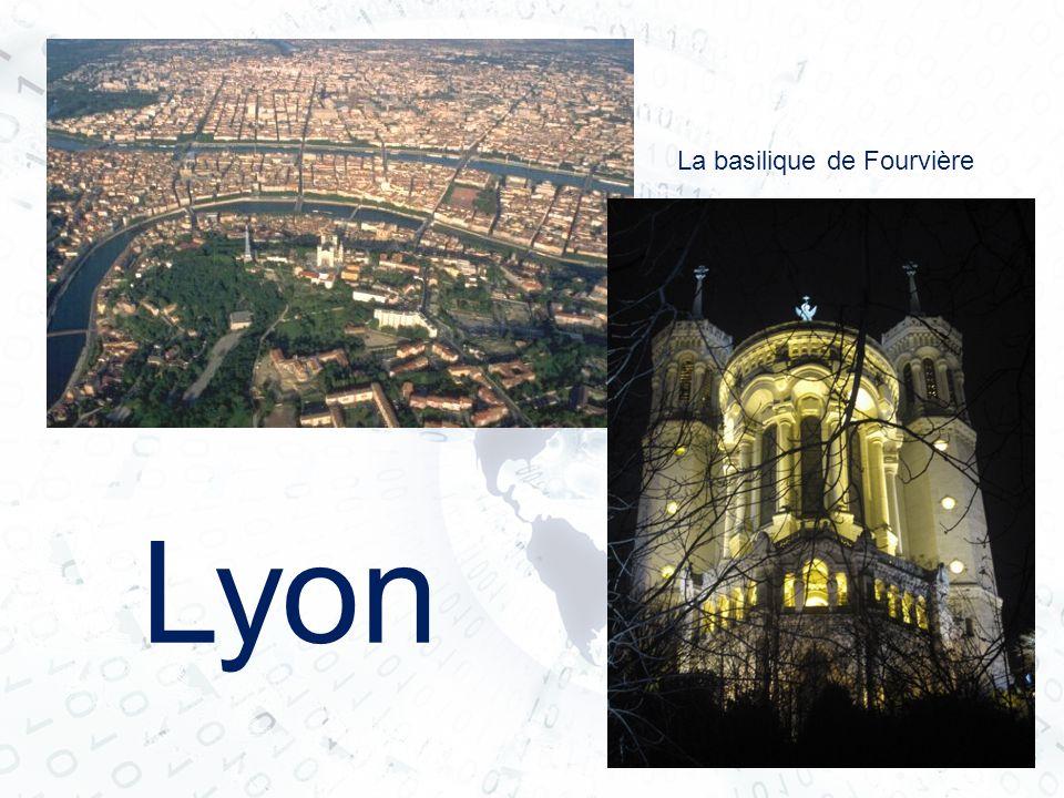 La basilique de Fourvière