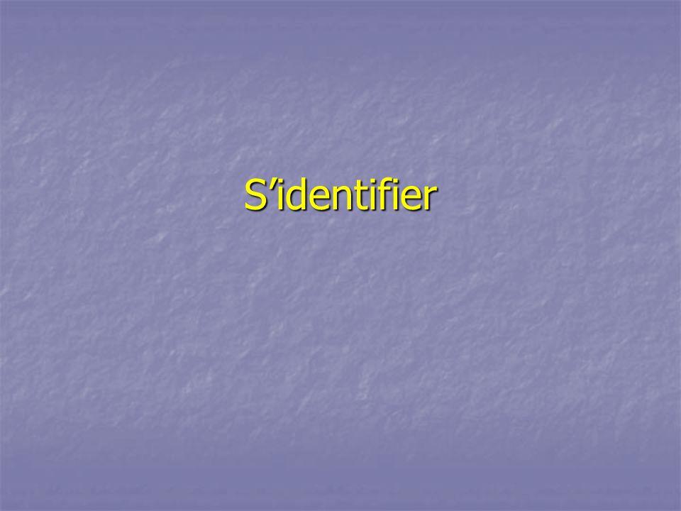 S'identifier