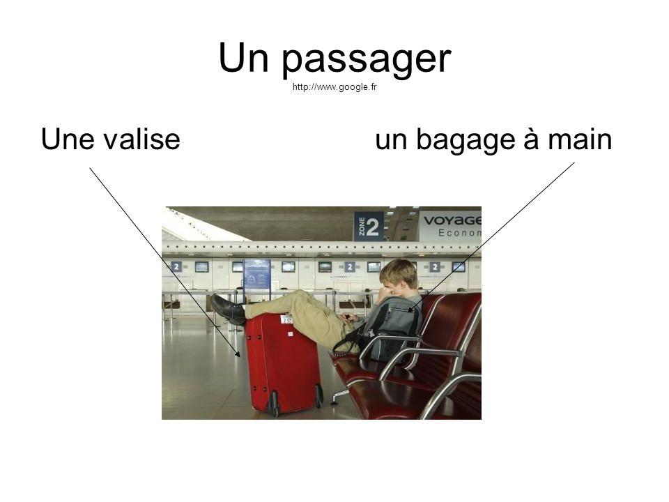 Un passager http://www.google.fr