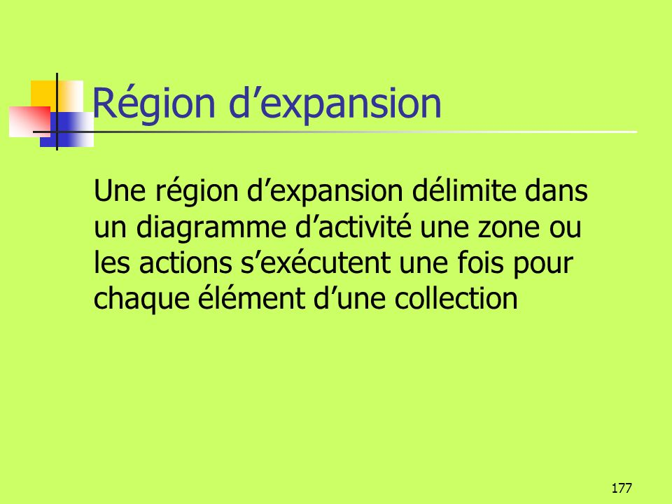 Région d'expansion