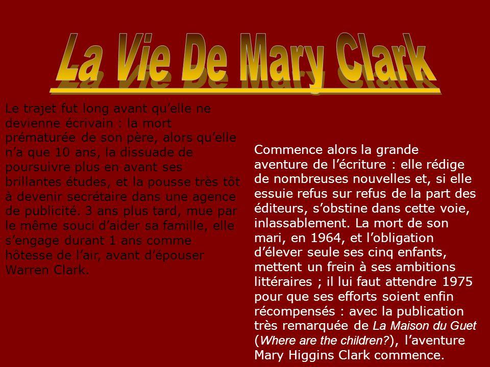 La Vie De Mary Clark