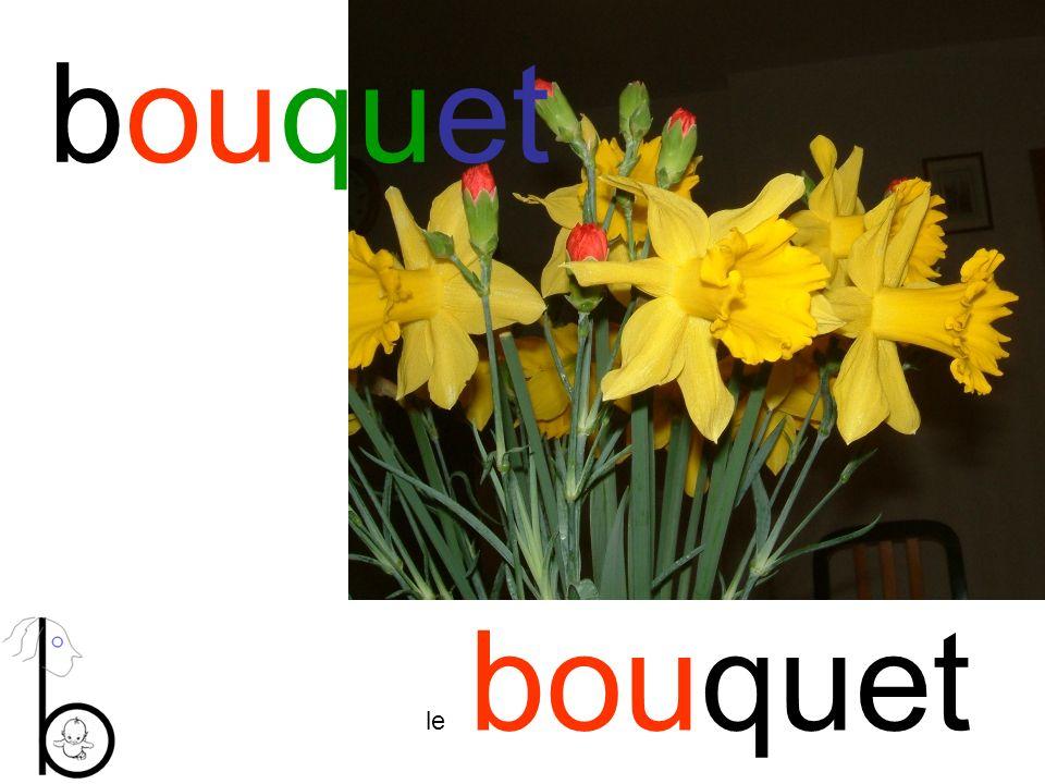 bouquet le bouquet