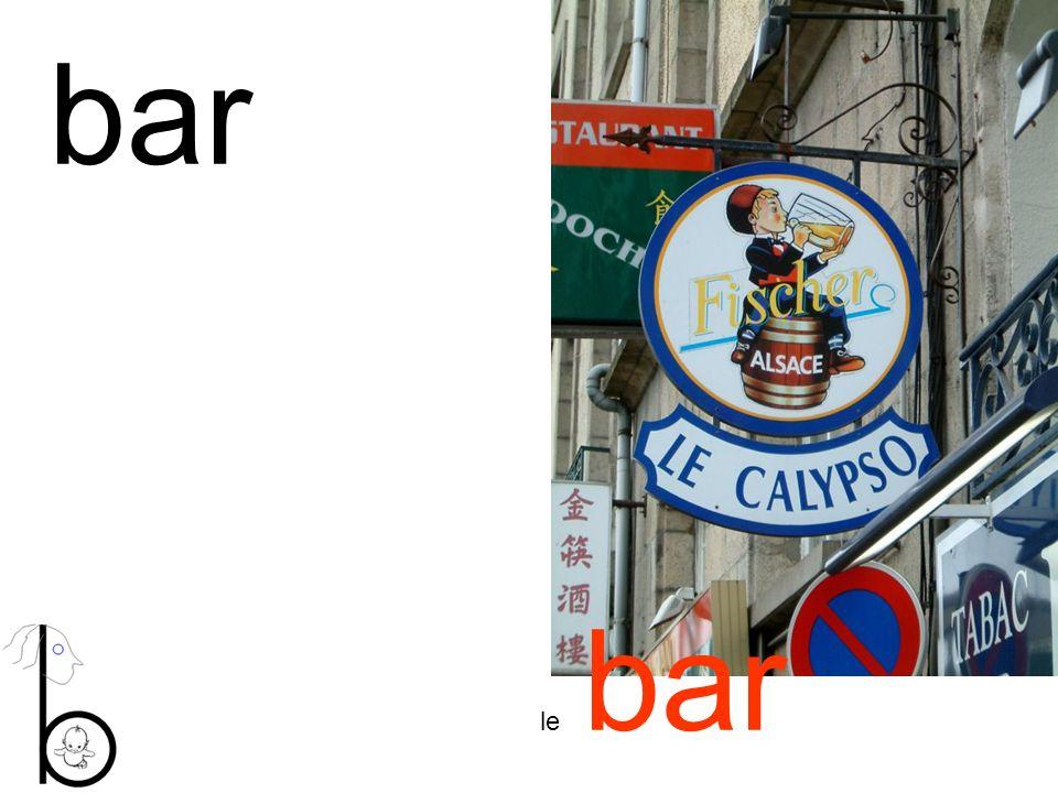 bar le bar
