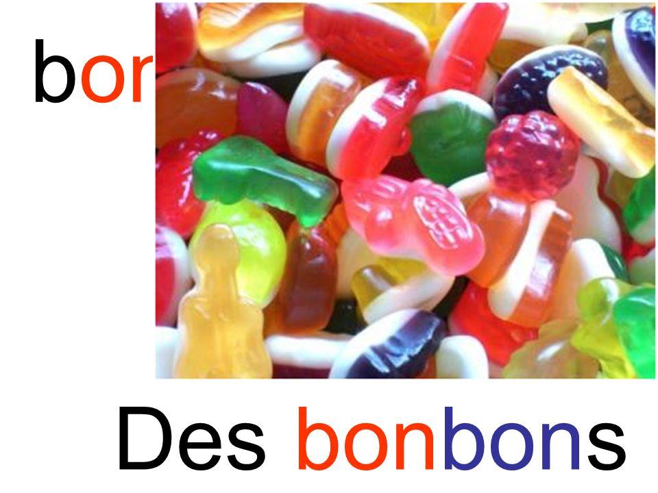 bonbon Des bonbons