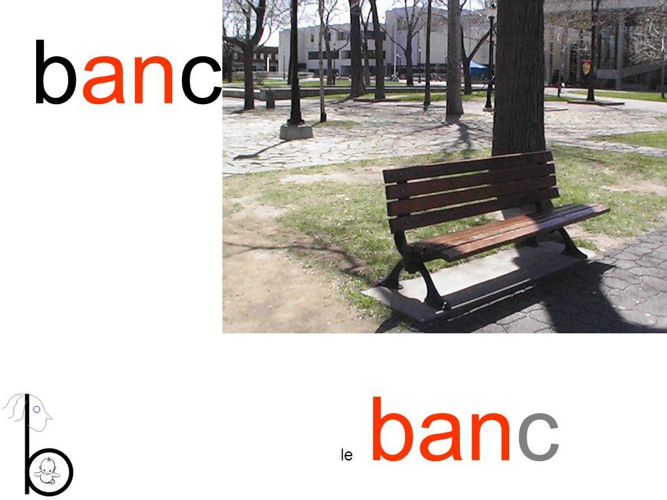 banc le banc