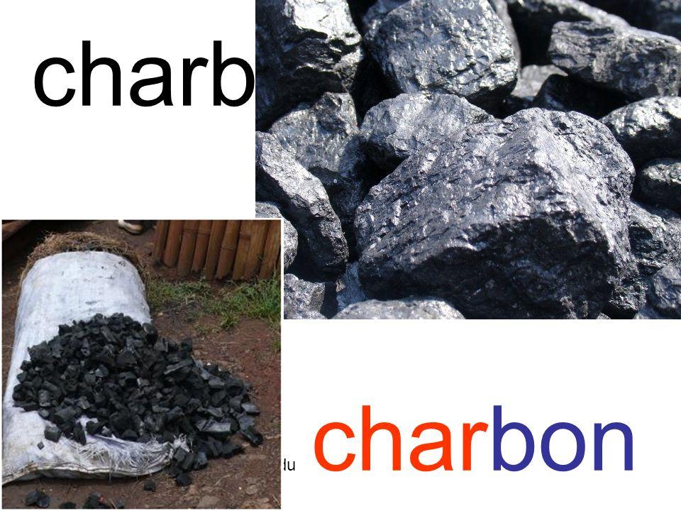charbon du charbon