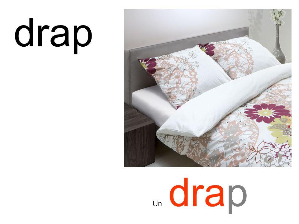 drap Un drap