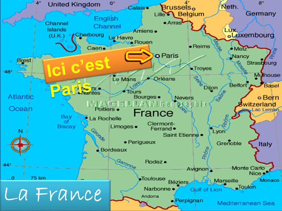 Ici c'est Paris La France