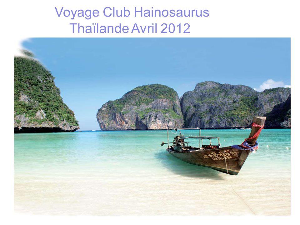 Voyage Club Hainosaurus