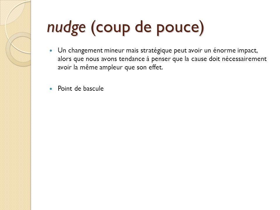 nudge (coup de pouce)
