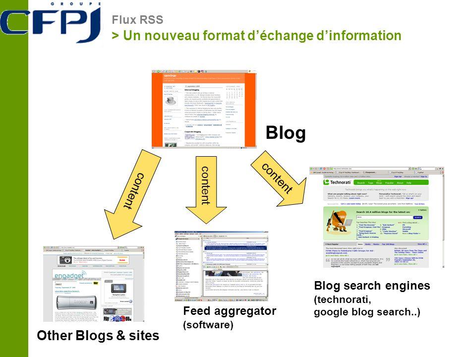Blog > Un nouveau format d'échange d'information