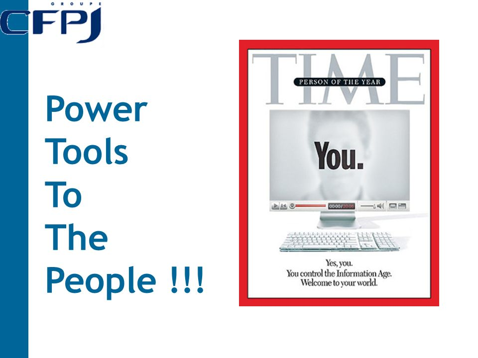 Power Tools To The People !!!