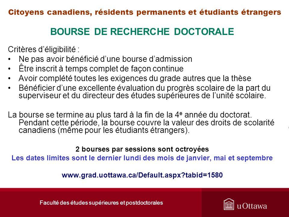 Citoyens canadiens, résidents permanents et étudiants étrangers