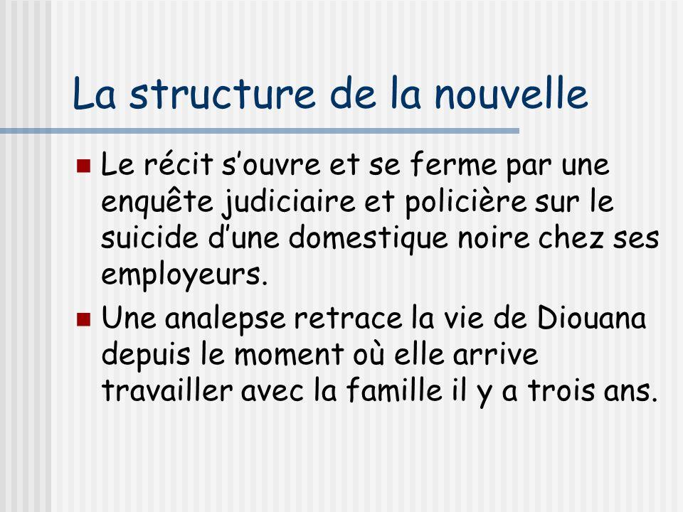 La structure de la nouvelle