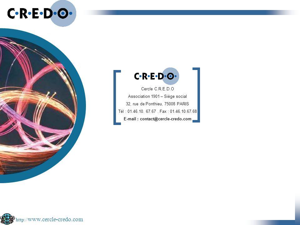 E-mail : contact@cercle-credo.com