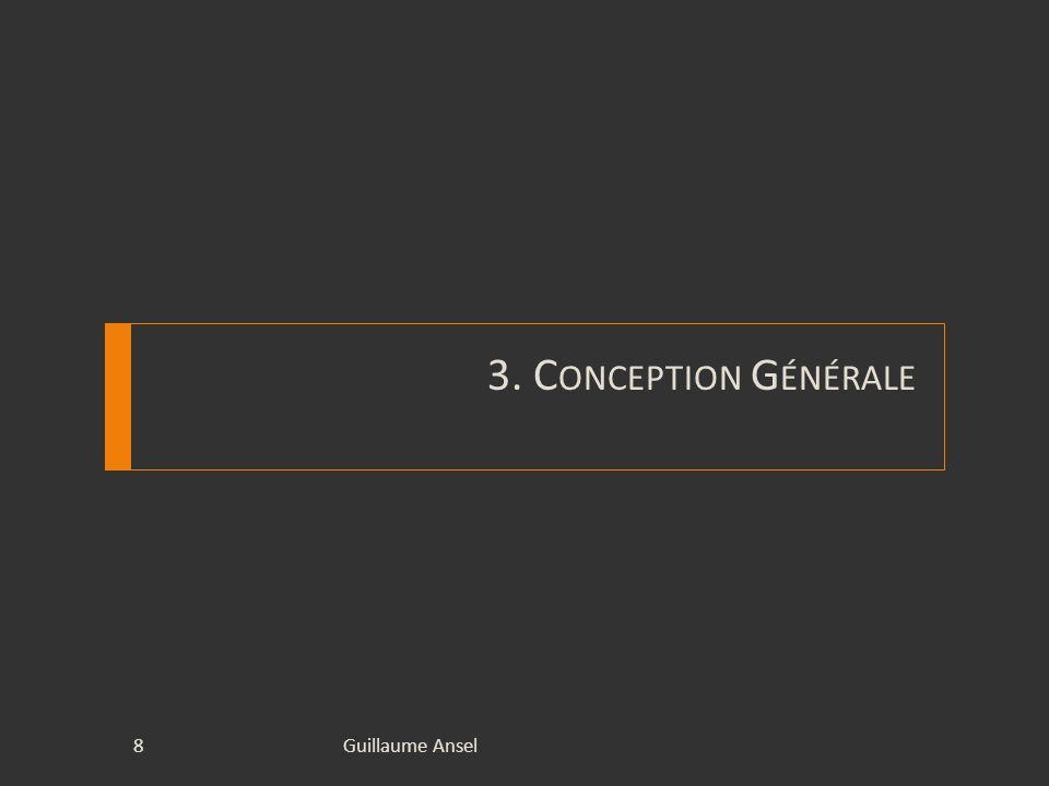 3. Conception Générale Guillaume Ansel