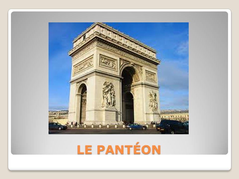 LE PANTÉON