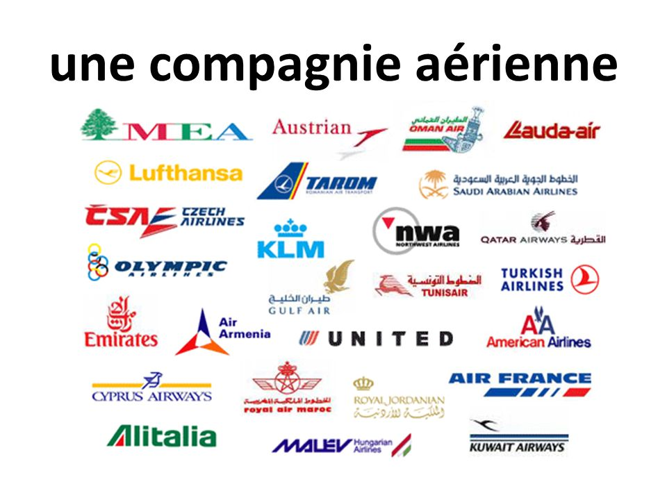 une compagnie aérienne