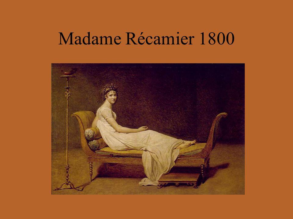 Madame Récamier 1800
