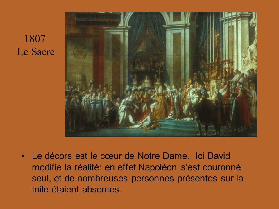 1807 Le Sacre.
