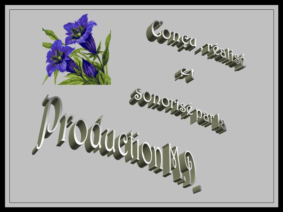 Conçu , réalisé et sonorisé par la Production M.D.